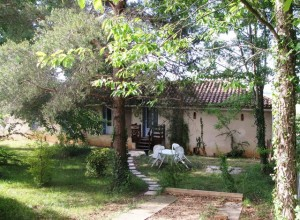 Jardin du Tapia